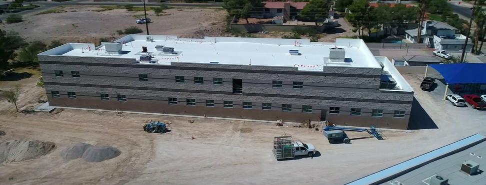 Elaine Wynn Elementary School A-1 Masonry & Sandblasting, Nevada's Premier Masonry Contractor