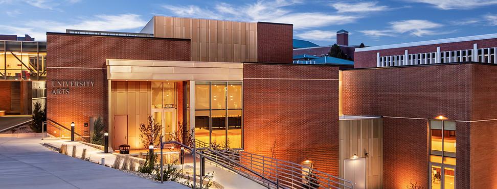 UNR Univeristy Arts Building