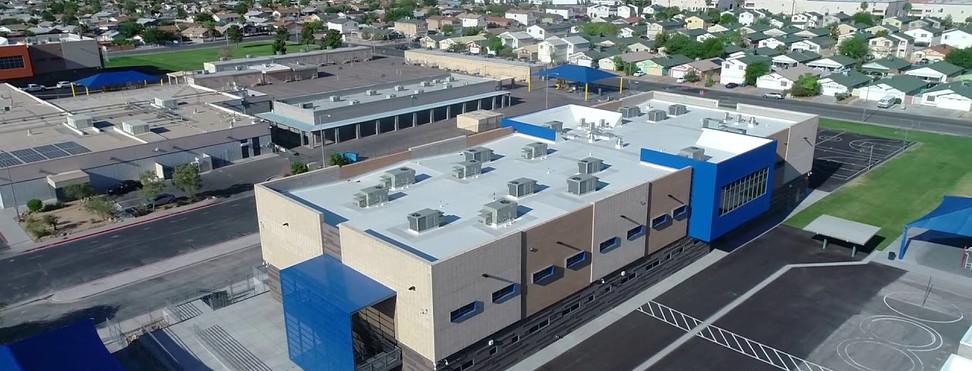 Wooley Elementary School A-1 Masonry & Sandblasting, Nevada's Premier Masonry Contractor