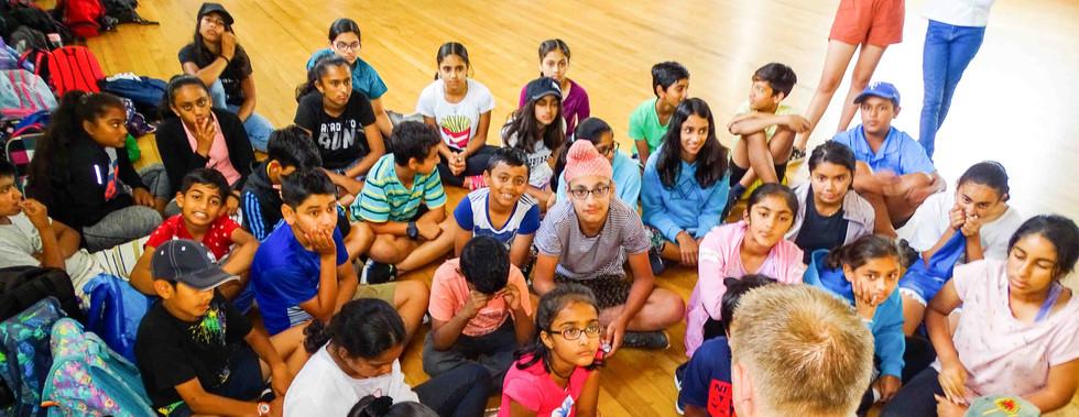 Children Summer Camp