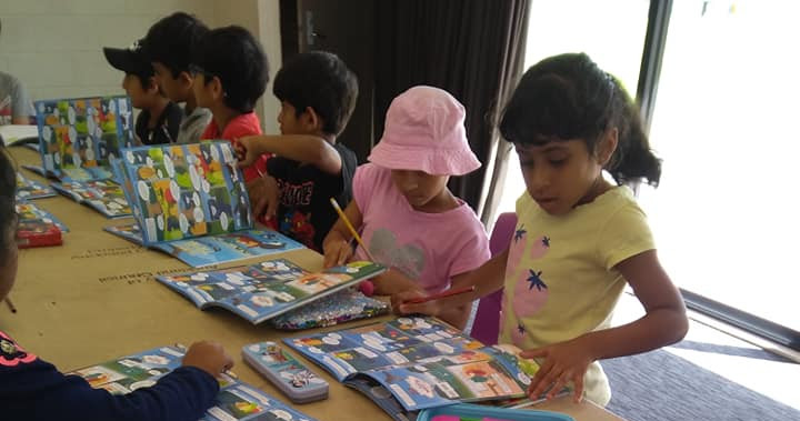 Language and Cultural Classes for Childr
