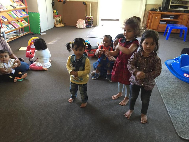 Multicultural Playgroup