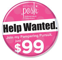 The Pampering Pursuit continues!!! Join me...