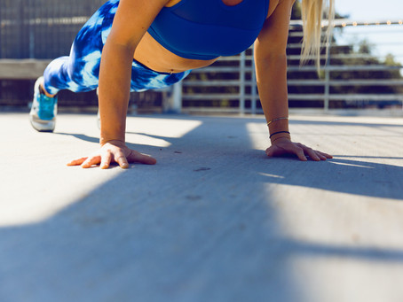4 Benefits of Bodyweight Training to Improve Running Performance