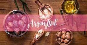 Argan Oil is Liquid Gold