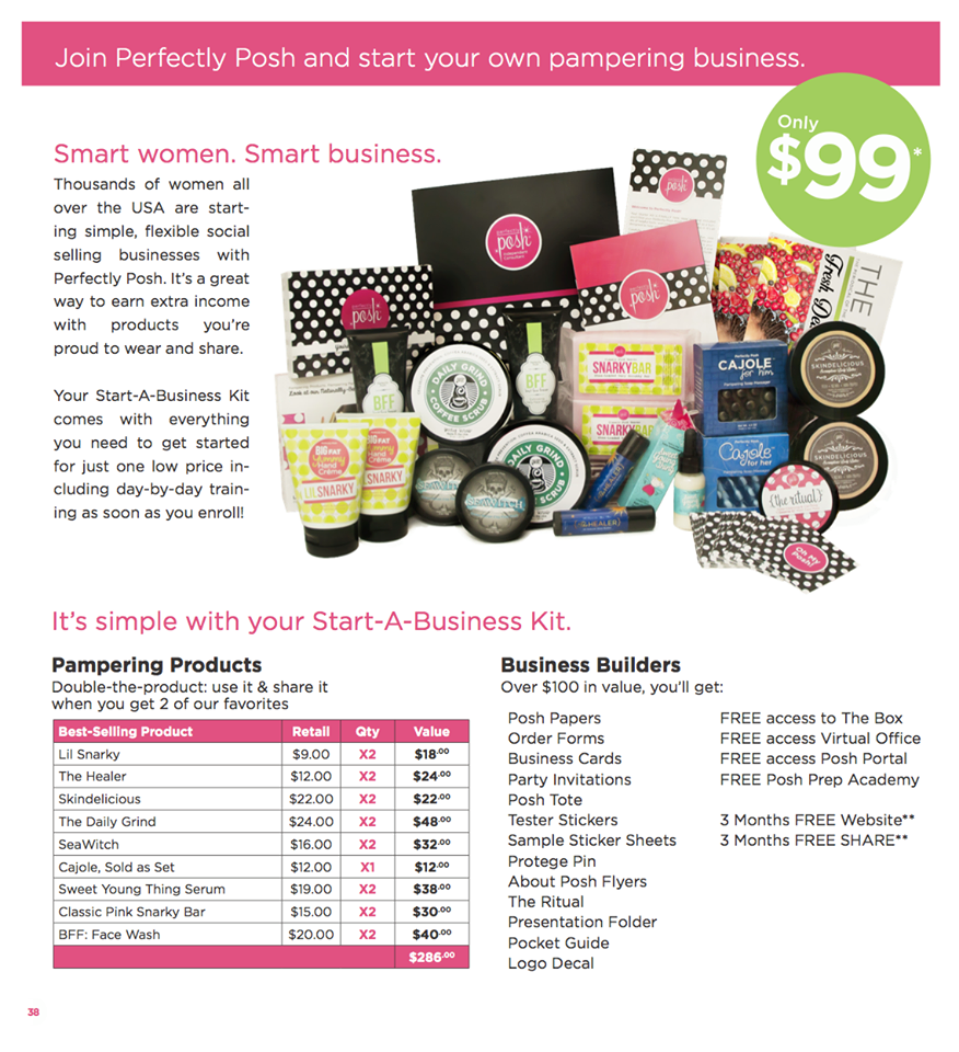 Top Sellers from our  NEW SPRING/SUMMER  Perfectly Posh PAPER!!