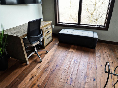 Hardwood Flooring: the good, the bad, & the ugly