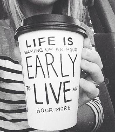 Morning Me Time