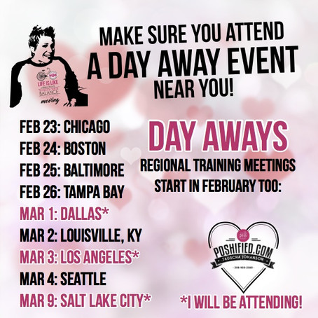 DAYS AWAY 2016 REGISTER TODAY!  Only $39 in 9 cities nationwide!