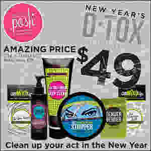 New Year Detox Beauty Purchase and Giveaway