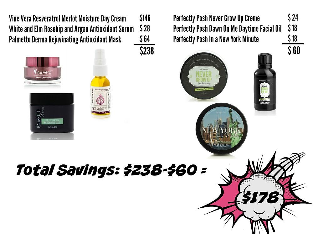 Total Savings Image for Subscription Box blog