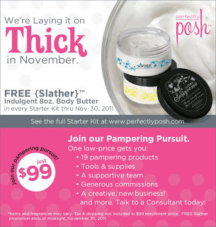 $79.00 Perfectly Posh Enrollment!