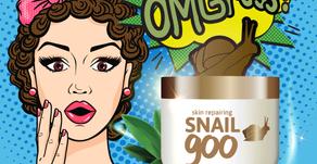 OMGross: Snail Goo in Skincare?