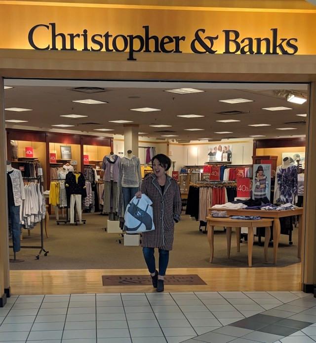 christopher & banks moscow idaho palouse mall