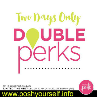 Double the Rewards Points for two Day!