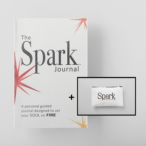 Spark Journal & Game Bundle