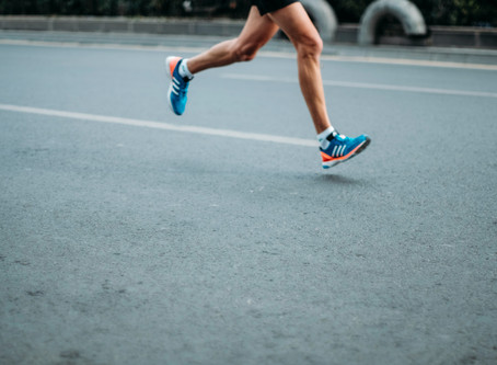 How Running Becomes Easier