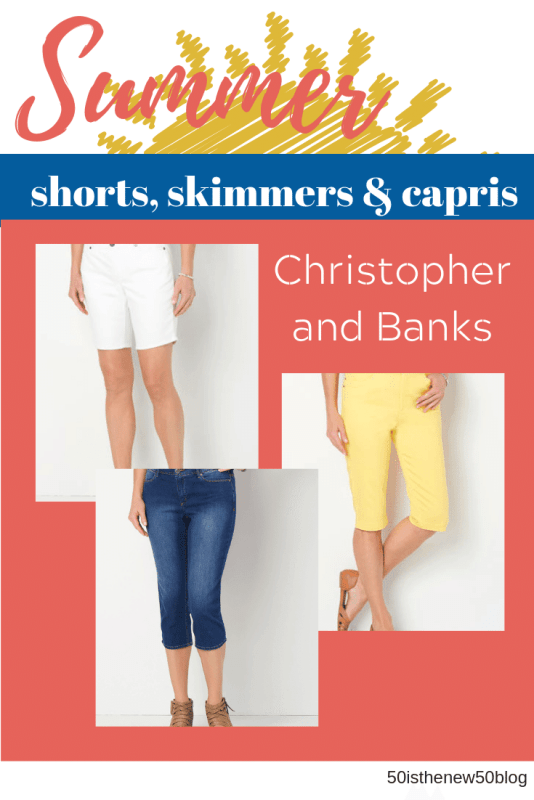 What's the difference between shorts, skimmers and capris?