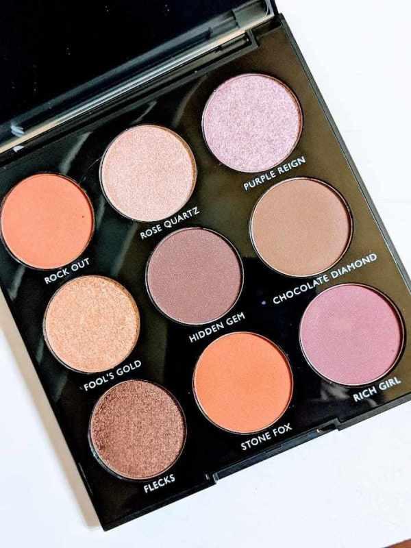 Ulta Beauty Makeup Review   9C Jewel Crew Eyeshadow Palette
