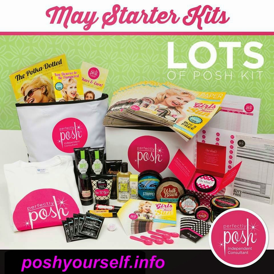 Blooming into May with Posh By Shaleen