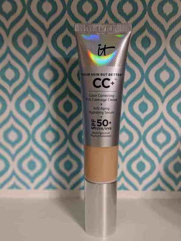 Ulta Beauty Makeup Review It Cosmetics Your Skin But Better™  CC+™ Cream with SPF 50+