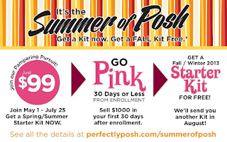 It's time. Best of Posh for Summer!