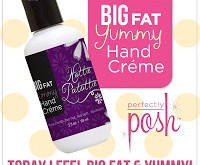 Big Fat Yummy Hand Creme!