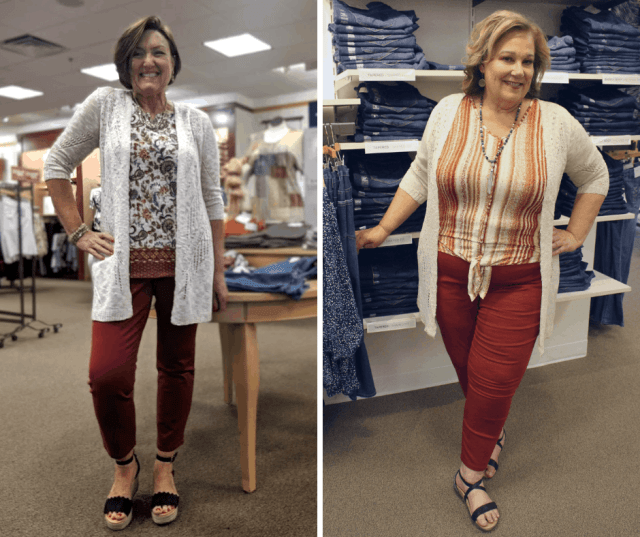 Find the perfect fit jeans for missy and plus for fall at christopher and banks