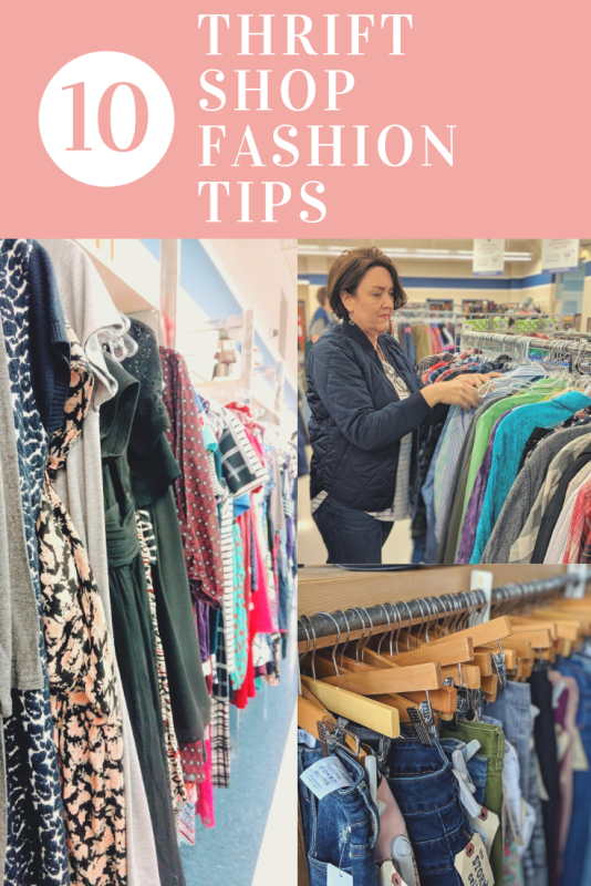 10 thrift shop fashion tips to get your thrifting like a pro!