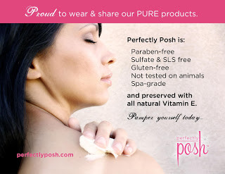 Perfectly Posh is: