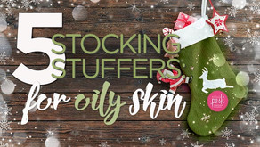 Under $100 Stocking Stuffers: Oily Skin Bundle