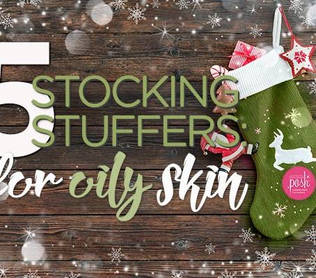 Under $100 Stocking Stuffers: Oily Skin Bundle