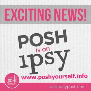 Perfectly Posh on Ipsy!!  Reward Yourself!