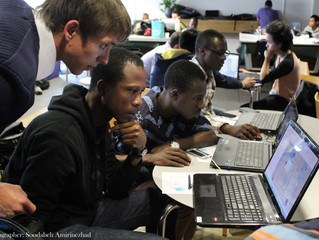 Mapping Party in Nairobi, Kenya