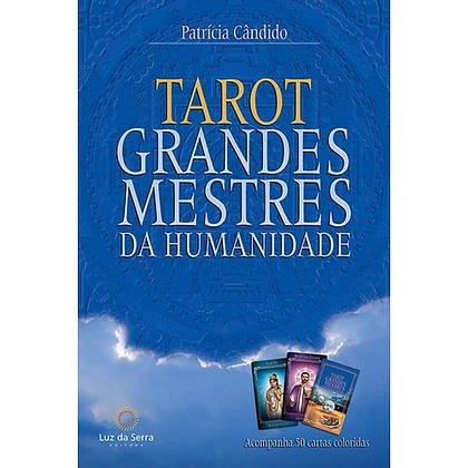 TAROT GRANDES MESTRES DA HUMANIDADE
