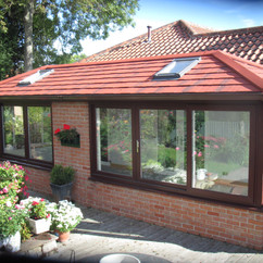 Tiled Conservatory Roof SOL