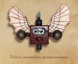 Flying Junk Automaton
