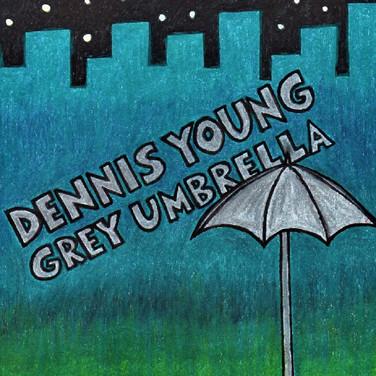 Grey Umbrella