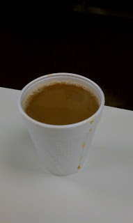Coffee at Three Bros