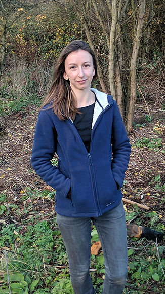 SJ - Bedfont Lakes conservation volunteer