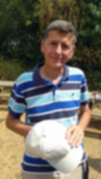Malcolm - Bedfont Lakes conservation volunteer
