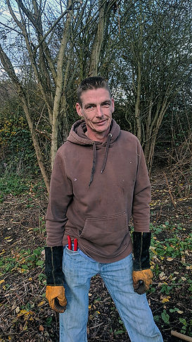 Peter - Bedfont Lakes conservation volunteer