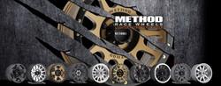 TWT Australia Method Race Wheels