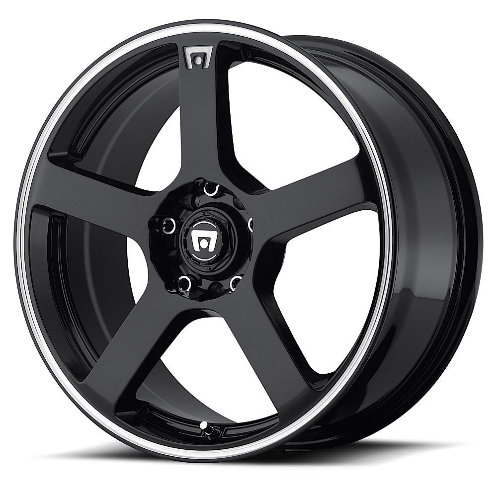 MR116 Black