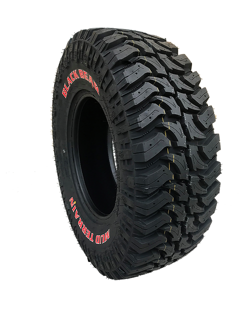 Black Bear Mud Terrain LT265/70R17 121Q 10PR