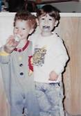 Max and Jake 1993