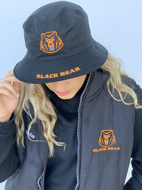 Black Bear Bucket Hat