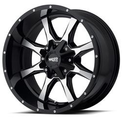 MO970 Gloss Black