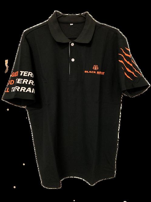 Black Bear Polo Shirts