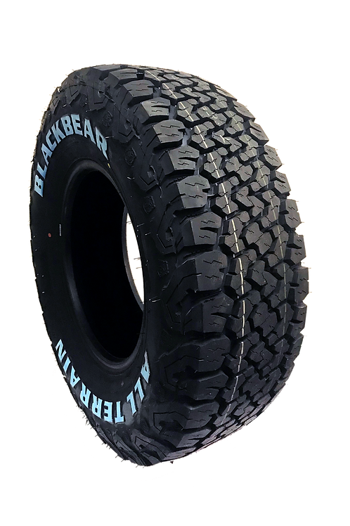 Black Bear All Terrain II 33X12.5R17 120R 10PR